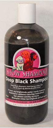 Billede af Deep Black Shampoo ½ L.