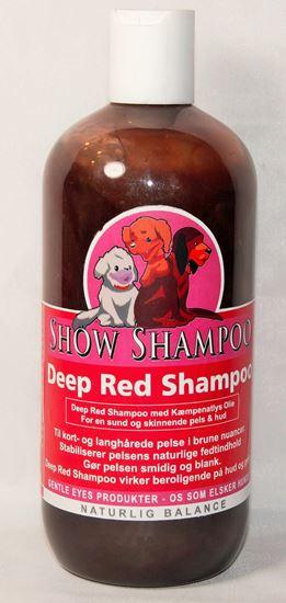 Billede af Deep Red Shampoo ½ L.