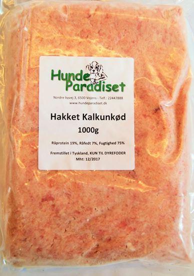 Billede af Kalkunkød hakket 1 kg.