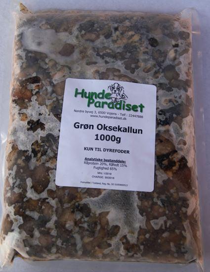 Billede af Grøn Oksekallun 1 kg. hakket