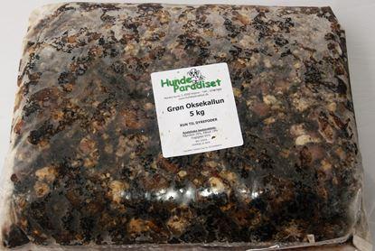 Billede af Grøn oksekallun 5 kg.