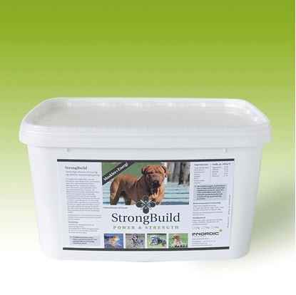 Billede af Strong Build 3 kg. til hund