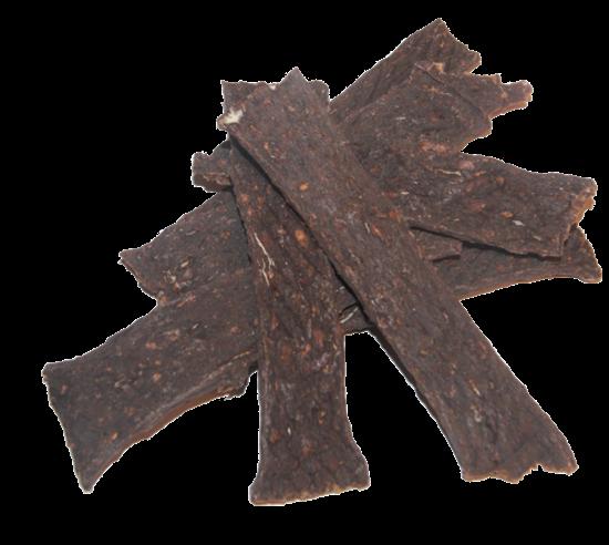 Billede af Kængurukød presset i strimler 250 g.