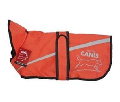 Billede af Active Canis dog coat red 35 cm