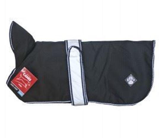 Billede af Active Canis 2 in 1 dog coat black 40 cm