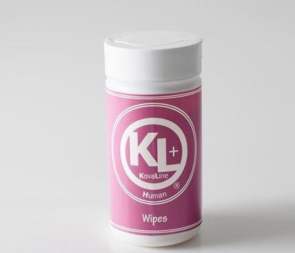 Billede af KL Human Wipes m/salte