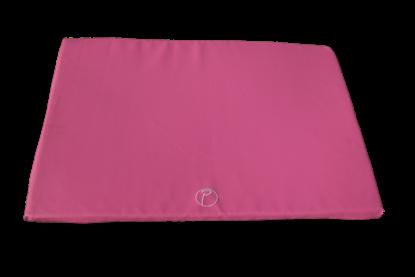Billede af Lyserød skumpude 60x82 cm