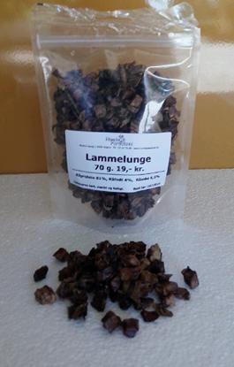 Billede af Lammelunge i små tern 70g.