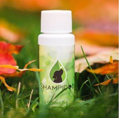 Billede af Shampidoo grøn the shampoo 250 ml.