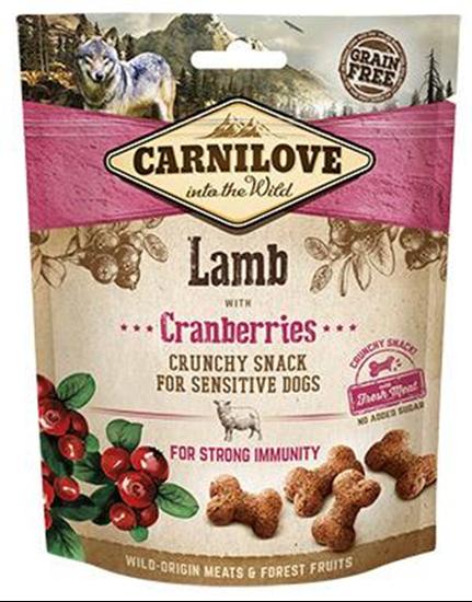 Billede af Carnilove Crunch Lamb 200g.