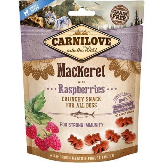 Billede af Carnilove Crunchy Mackerel 200g.