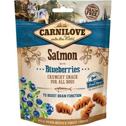 Billede af Carnilove Crunchy Salmon 200g.