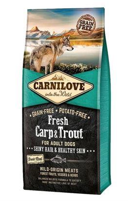 Billede af Carnilove Carp & Trout adult 1,5 kg.
