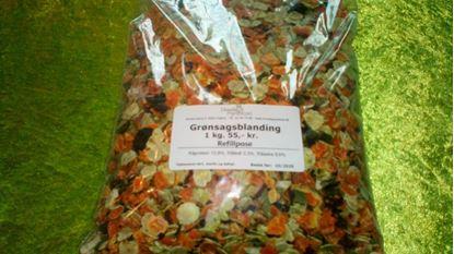 Billede af Grøntsagsblanding 1000 gr. Refillpose