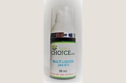 Billede af Lotion Multi+Skin Jan nr. 3 30 ml.